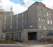 Collège Mont-Saint-Louis, deuxième vie, ouverture septembre 1969.