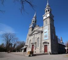 L\'Église de la Visitation est la plus ancienne église de style tradionnel québécois qui subsiste sur l\'île de Montréal.