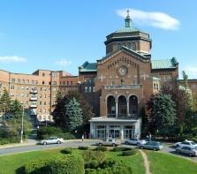 L\'Hôpital du Sacré-Coeur centre universitaire UdM