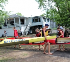 Club de canotage de  Cartierville